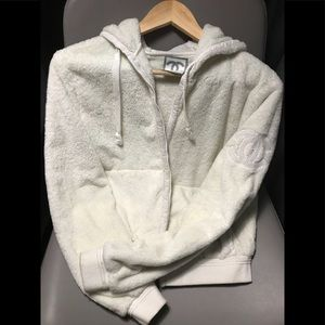 💯 Authentic CHANEL hoodie pull-up sweats